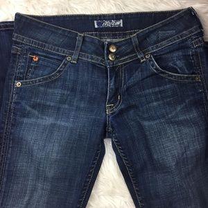 Hudson Jeans Flap Back Pockets